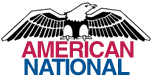 American National life insurance company logo